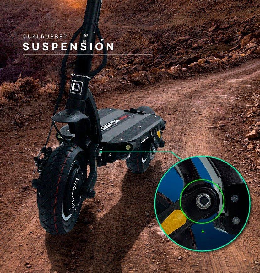 dualtron suspension