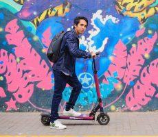scooter electrico peru